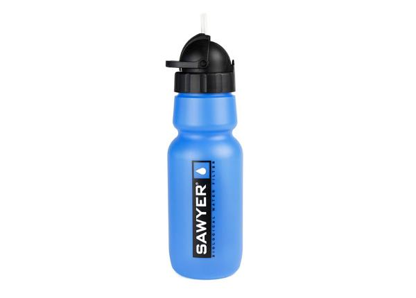 Veepudel filtriga Sawyer