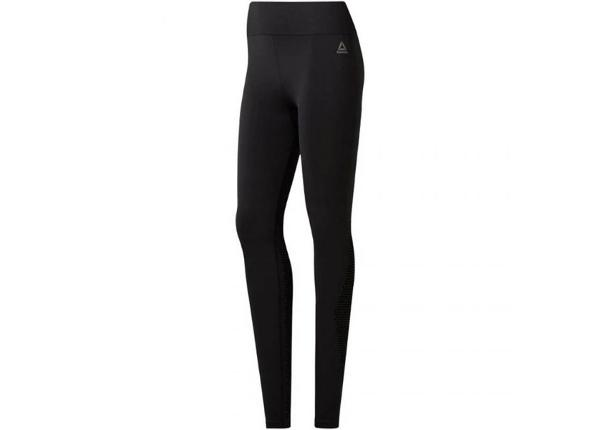 Naisten treenileggingsit Reebok Wor Myt Seamless Tight W DP6710