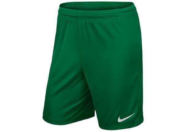 Laste lühikesed jalgpallipüksid Nike Park II Junior 725988-302