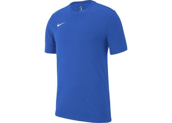 Lasten treenipaita Nike Tee TM Club 19 SS JUNIOR AJ1548-463