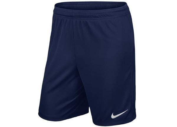 Laste lühikesed jalgpallipüksid Nike Park II Junior 725988-410