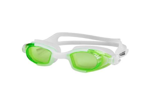 Laste ujumisprillid Aqua-Speed Marea valge-roheline