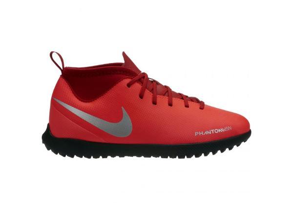 Lasten jalkapallokengät tekonurmelle Nike Phantom VSN Club DF TF Jr AO3294-600