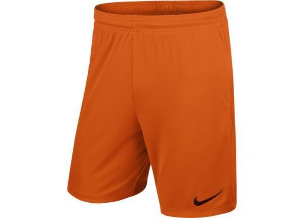 Laste lühikesed jalgpallipüksid Nike Park II Junior 725988-815