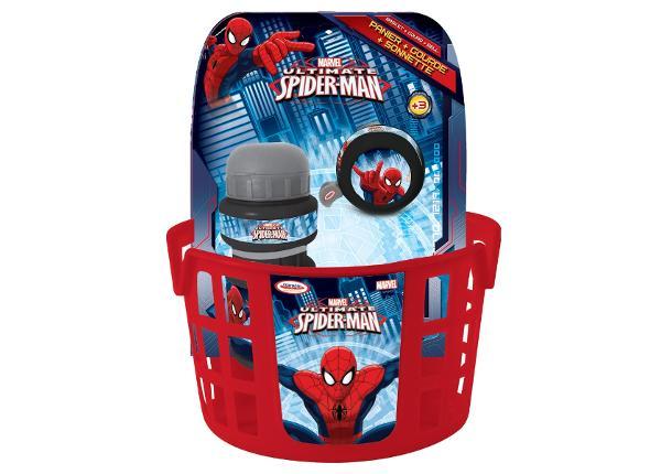 Rattavarustuse komplekt Spiderman