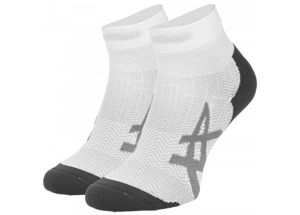 Naiste jooksusokkide komplekt Asics Cushioning Sock Running 2-pakk 130886-0001