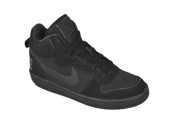 Laste jalgpallijalatsid Nike Sportswear Court Borough Mid (GS) Jr 839977-001