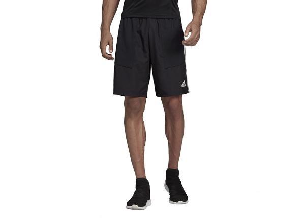 Meeste lühikesed jalgpallipüksid adidas TIRO 19 Woven Short M D95919