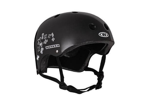 Взрослый шлем для скейтборда Standard WORKER