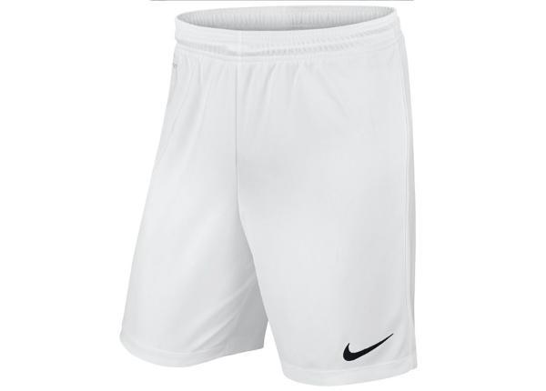 Laste lühikesed jalgpallipüksid Nike Park II Junior 725988-100