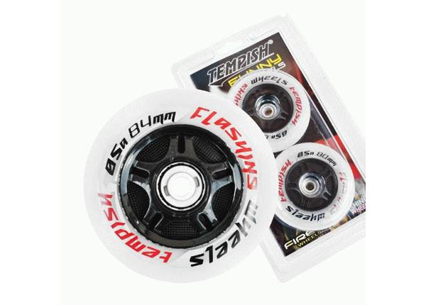 Rulluisu rataste komplekt FLASHING 84x24 85A Tempish
