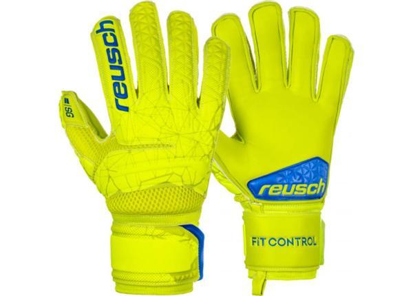 Meeste ja Laste väravavahikindad Reusch Fit Control SG Extra Finger Support 3970830-583