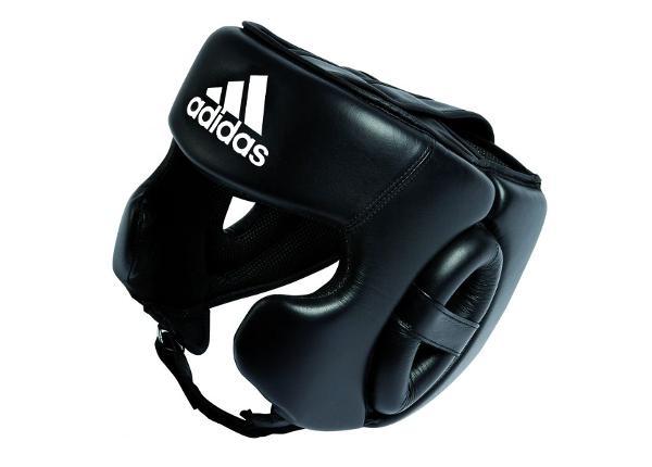 Nyrkkeilykypärä adidas TRAINING musta