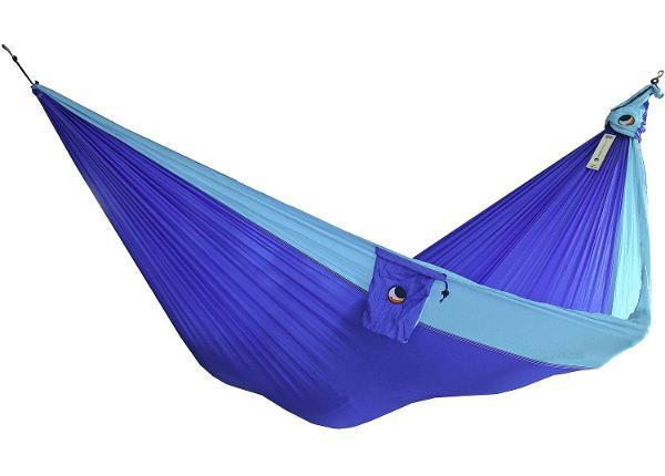 Гамак для двоих из лёгкого парашютного материала Moonhammock Double