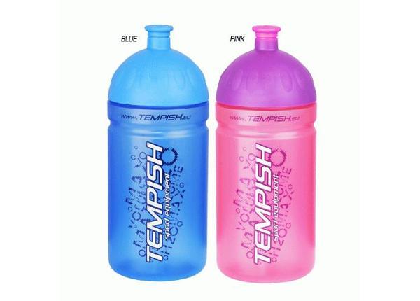 Veepudel plastikust SPORT BOTTLE 0,5l Tempish