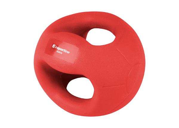 Meditsiinipall inSPORTline Grab Me 6 kg TC-177981