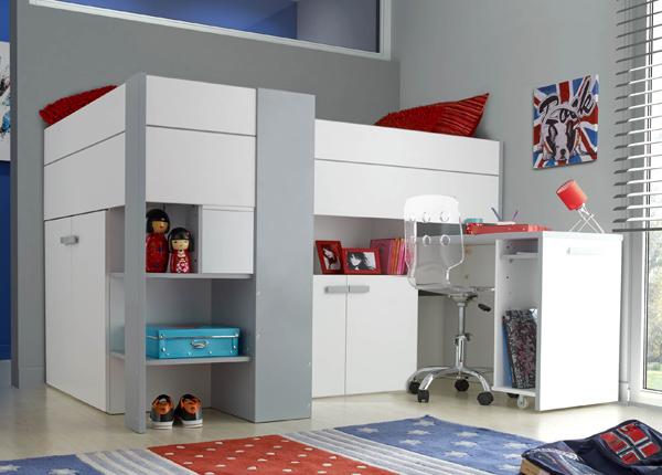 Кровать-чердак Babel 90x200 cm