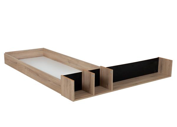 Ящик кроватный с полками Castel