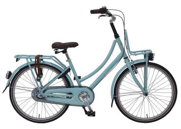 Linnajalgratas tüdrukutele Nexus 3 käiku 24 tolli Volare