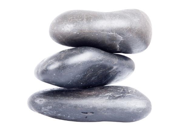 Basalttikivet inSPORTline 10-12 cm – 3 kpl