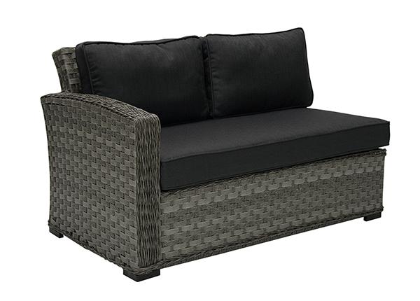 Модуль дивана Genius левый подлокотник
