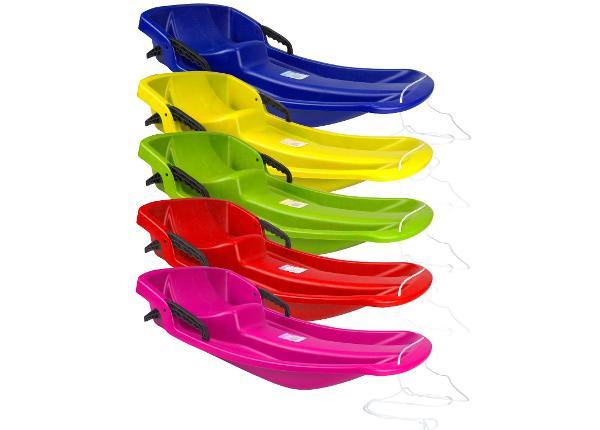 Санки с тормозами Plastikust Jive