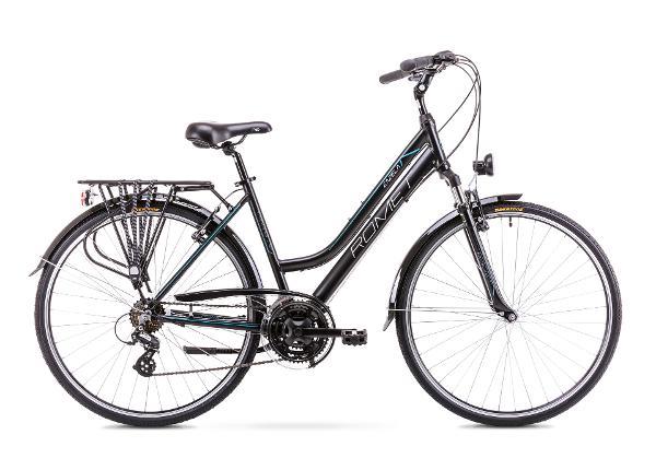 Naisten kaupunkipyörä 15 S Rower ROMET GAZELA 1 26