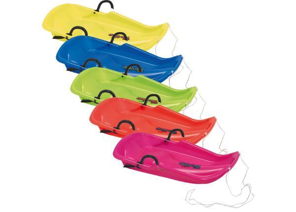 Санки с тормозами Twister