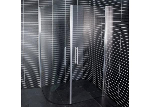 Душевая кабина Duschy Free+Door 80x100 см