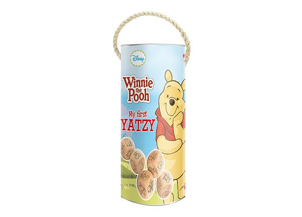Seltskonnamäng Winnie Puhh Yatzy Tactic