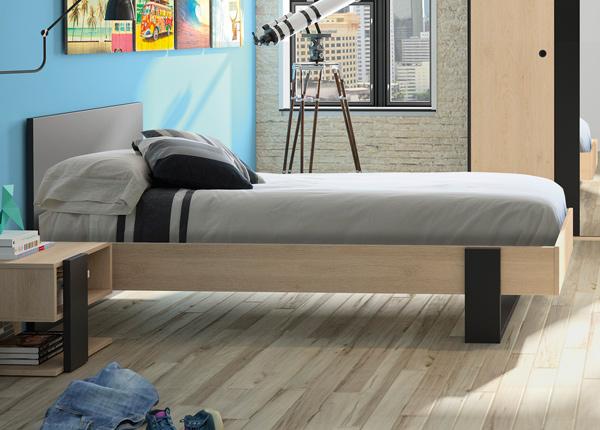 Кровать Duplex 90x200 cm