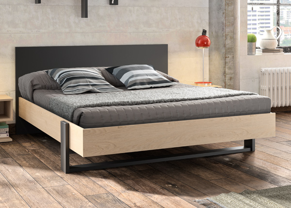 Sänky Duplex 140x200 cm MA-179611