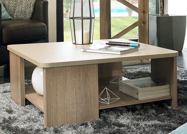 Sohvapöytä Lukka 85x85 cm