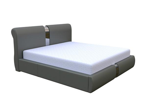 Sänky vuodevaatelaatikolla