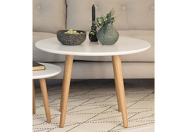 Журнальный стол Eelis Ø 65 cm