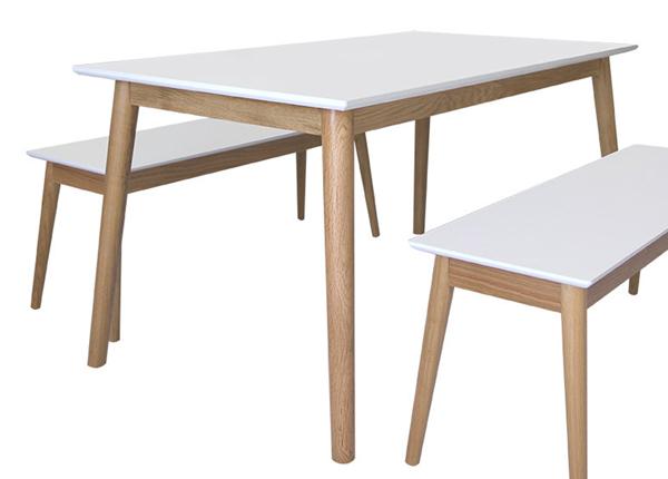 Обеденный стол Eelis 190x90 cm