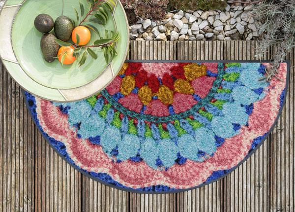 Uksematt Half Crochet