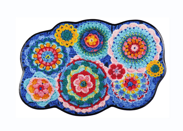 Matto Crochet 60x90 c