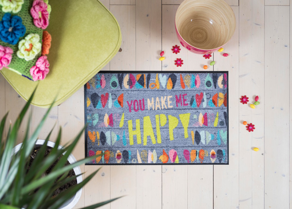 Vaip Make me Happy 50x75 cm A5-180037