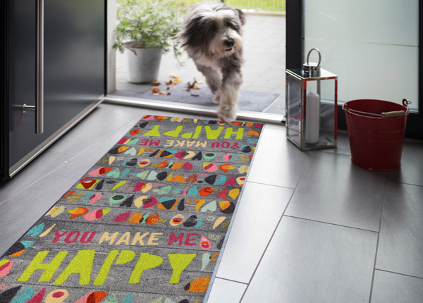 Vaip Make me Happy 60x180 cm