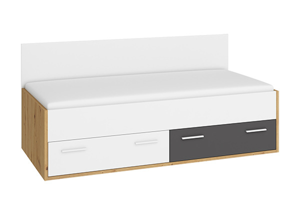 Кровать с ящиком 90x200 cm TF-180106