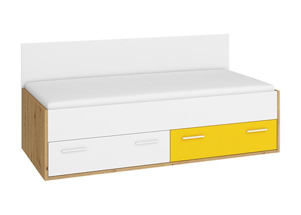 Sänky vuodevaatelaatikolla 90x200 cm TF-180109