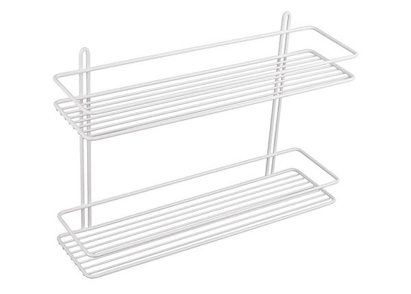 Полка в ванную Duschy, 2 полочки DY-180152