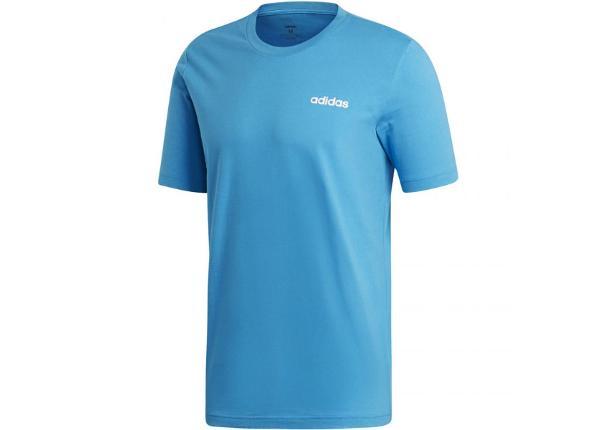 Miesten treenipaita Adidas Essentials Plain Tee M DU0384