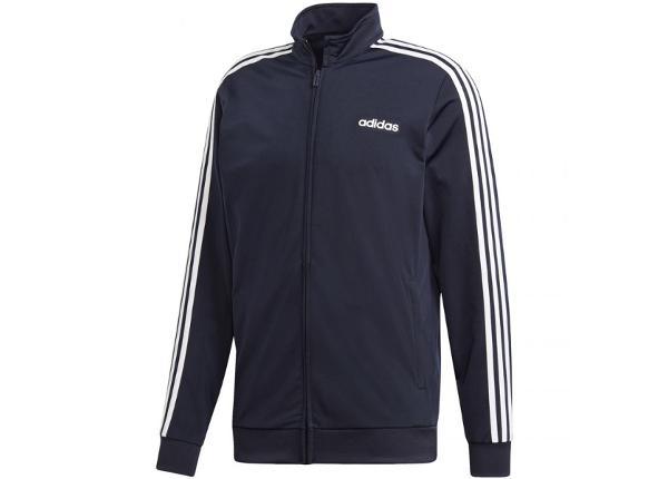 Meeste treening dressipluus adidas Essentials 3 Stripes Tricot Track Top M DU0445