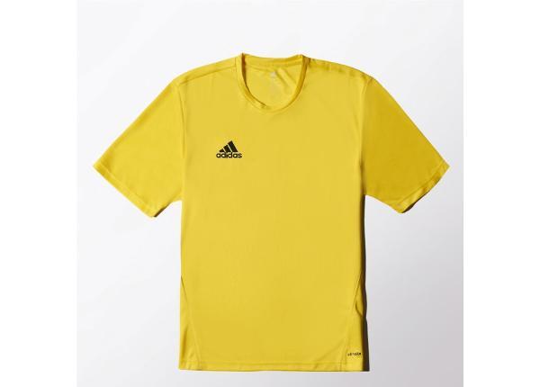 Laste jalgpallisärk adidas Core Training Jersey M S22396