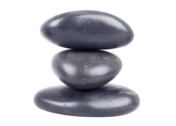 Basaldi kivide komplekt inSPORTline 8-10cm – 3 tükki