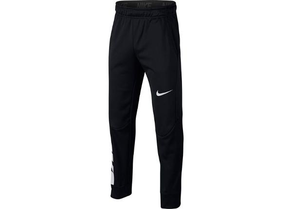 Lasten verryttelyhousut Nike Therma Pant GFX Junior 909082-011