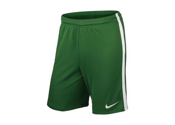 Miesten jalkapalloshortsit Nike LEAGUE KNIT SHORT M 725881-302