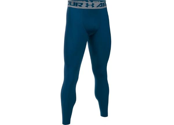 Pikad kompressioonpüksid meestele Under Armour HeatGear 2.0 Compression Leggings M 1289577-997